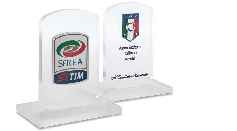 Targhe premiazione plexiglass | Podio Sport