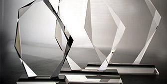 Cristalli premiazione | Podio Sport
